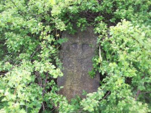 Stone on Staveley Lane