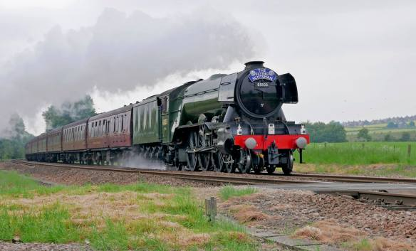 Flying Scotsman FB Keith Naylor
